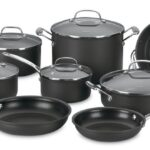 CUISINART HARD ANODIZED NONSTICK 14