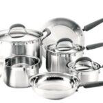 kitchenaid gourmet essentials stainless steel cookware