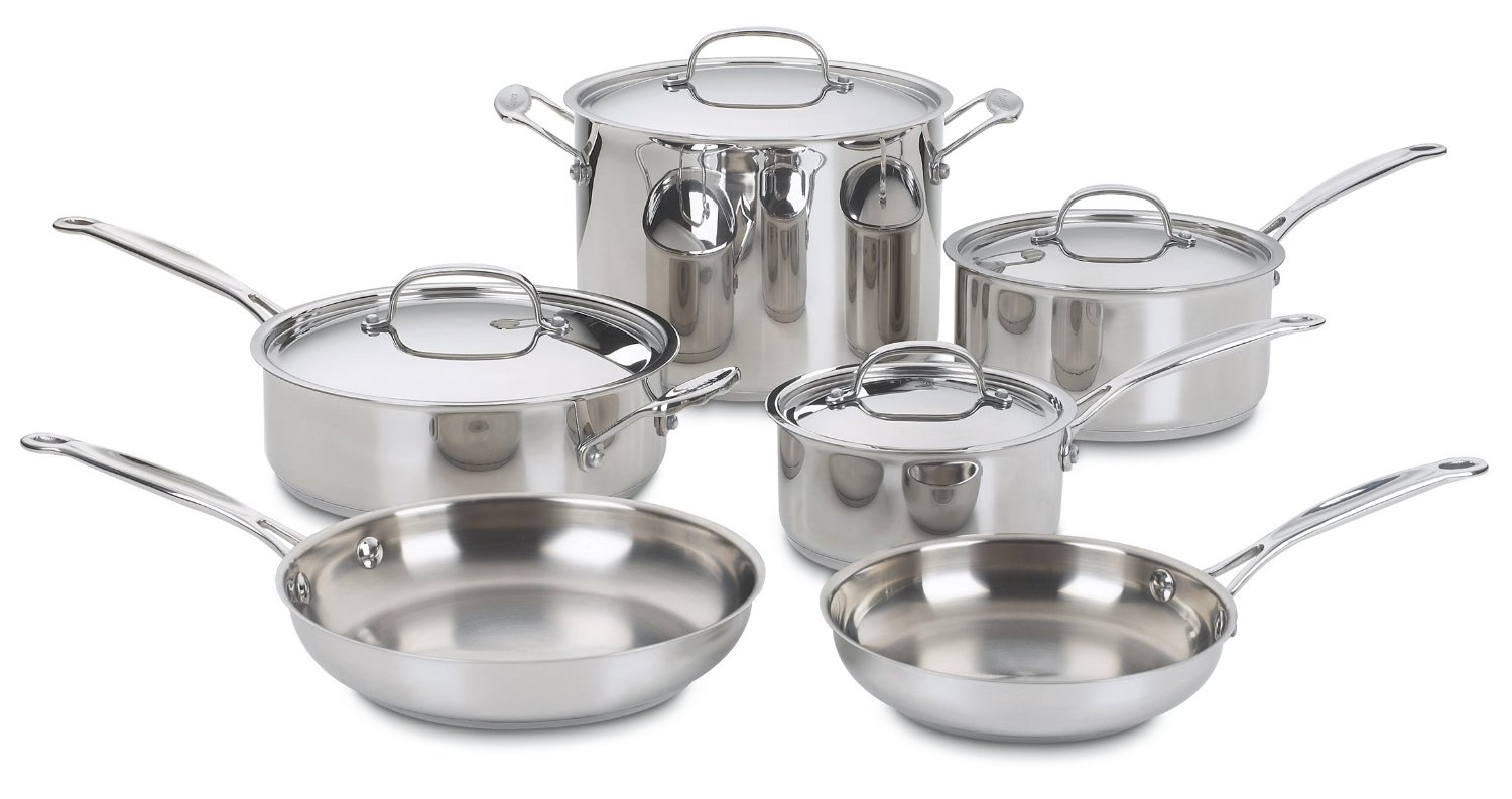 cuisinart chefs classic stainless steel - Stainless