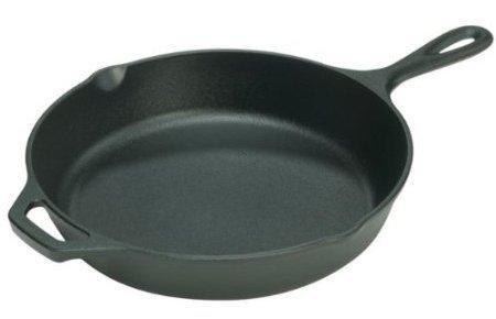 seasoning cast iron
