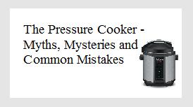 pressure cooker button
